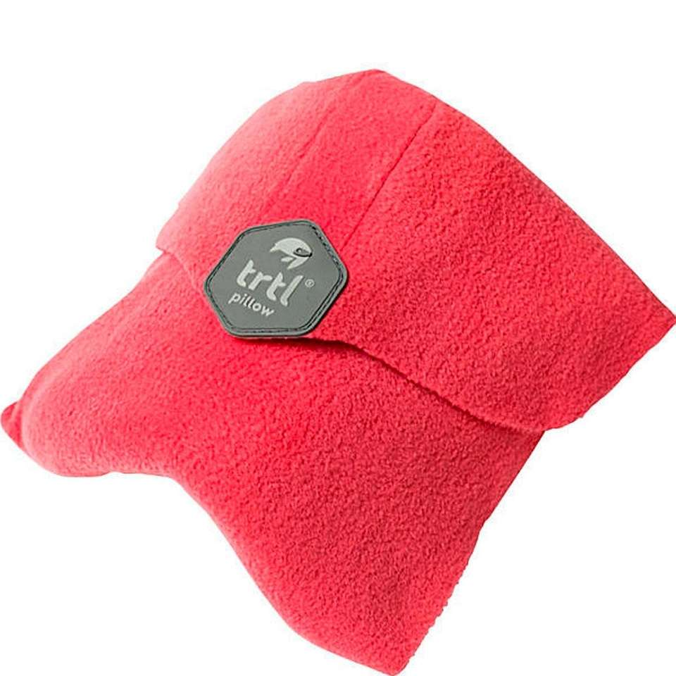 NAME Trtl travel pillow, trtltravel.com COST $29.99 WHAT