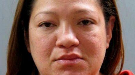 Keydi N. Garcia, 33, of Uniondale, has been