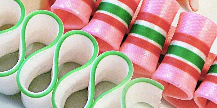 Ribbon candy is considered, by many, to be