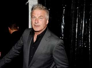 Alec Baldwin, pictured on Nov. 7, 2017 in