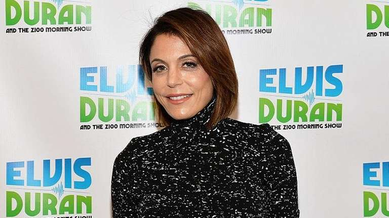 Bethenny Frankel visits