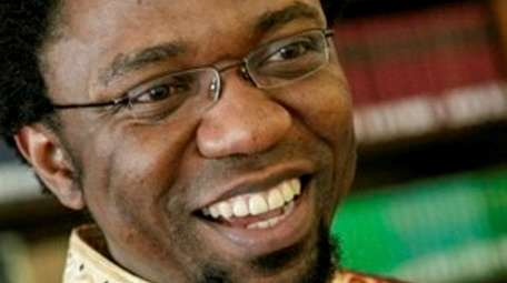 P atrice Nganang, a professor of comparative literature
