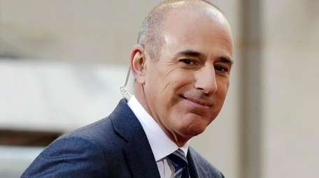 Former 'Today' co-host Matt Lauer is one of