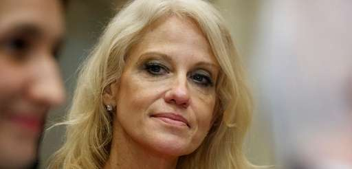 Kellyanne Conway is senior adviser to President Donald