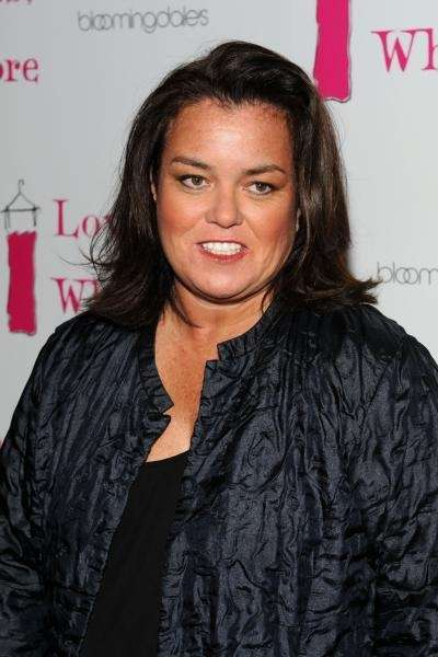 Rosie O'Donnell attends the after-party for the Off
