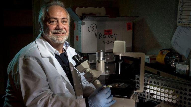 Dr. Gary Leonardi, a virologist at Nassau University