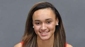 Long Island Lutheran's Celeste Taylor on Dec. 4,