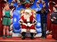 Kate McKinnon as Santa's Elf and Kenan Thompson