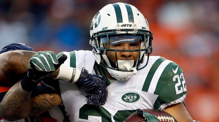 Jets places Matt Forte placed on injured reserve