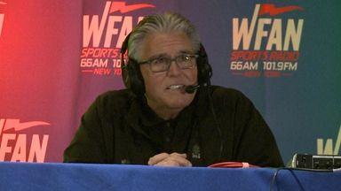 On Sunday, Dec. 10, 2017, WFANsports radiohost Mike