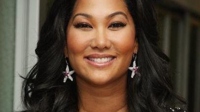 Fashion designer-TV reality star Kimora Lee Simmons is