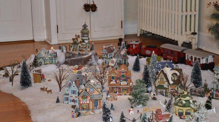 Clark Botanic Garden In Albertson To Host 4 Day Winter Wonderland