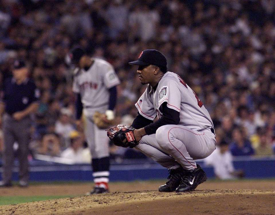 Pedro strikes out 17 in one-hitter September 10,
