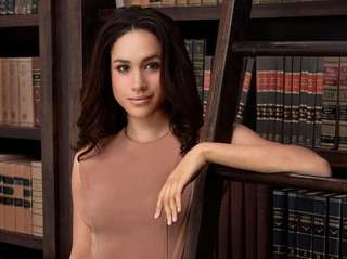 Meghan Markle as Rachel Zane in USA Network's