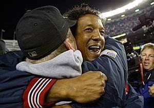 Yankee fans heckle Pedro during devastating Game