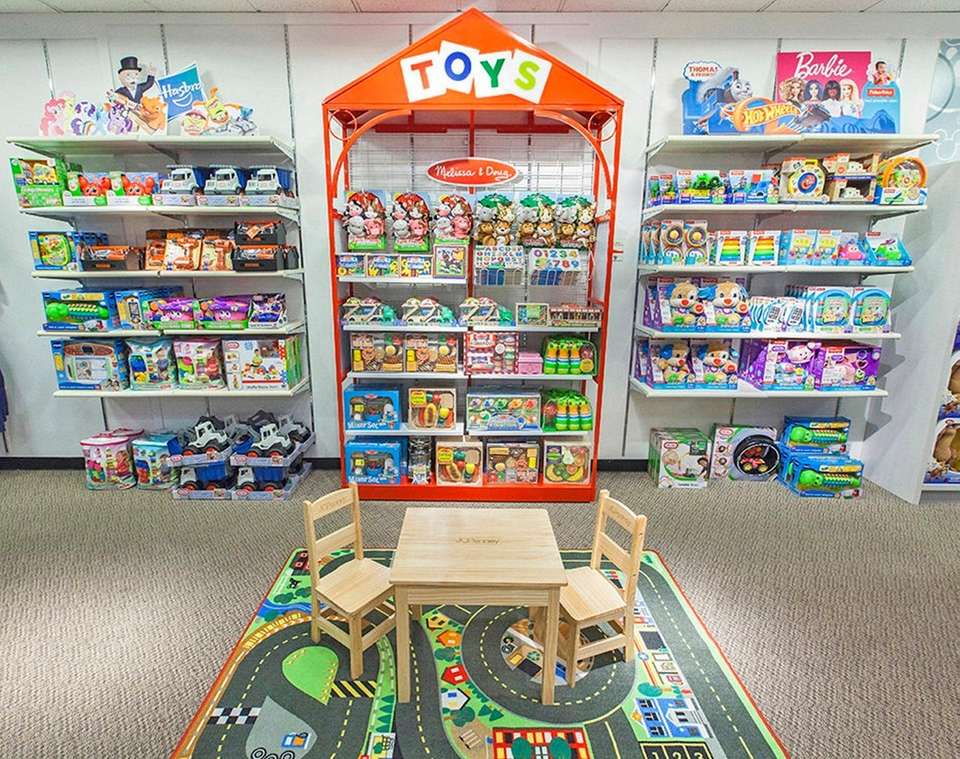 Toy shops opened in JCPenney stores nationwide --