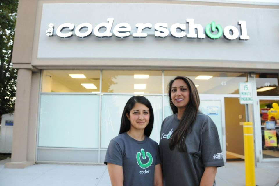 The Coder School, a Silicon Valley-based coding franchise