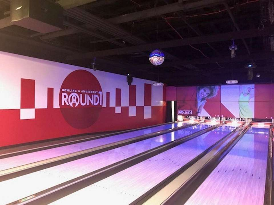 Round 1 Bowling & Amusement, a Japanese-owned bowling