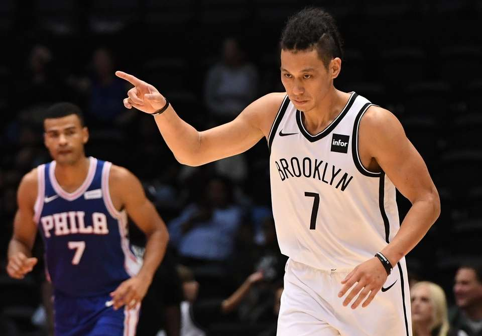 Yes, Lin played in a grand total of