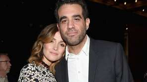 Rose Byrne and Bobby Cannavale attend the 2017