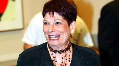 Portland Mayor Vera Katz in 2003