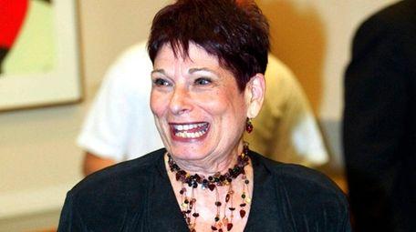 Portland Mayor Vera Katz in 2003