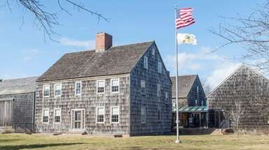 East Hampton Town Hall in East Hampton, Feb.