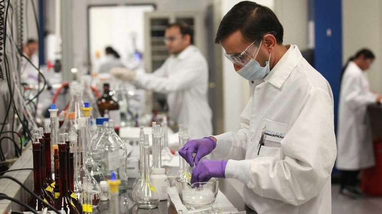 Suffolk County is home to many drug manufacturers,