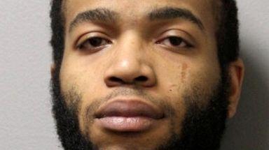 Uber driver Taylor Evans, 24, of Elmont, was