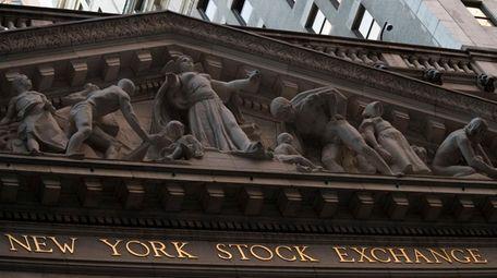 The New York Stock Exchange on Oct. 25,