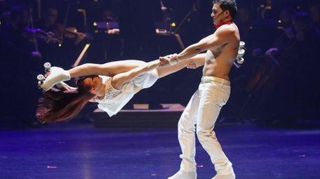 Cirque Musica, with Alina Leiva and Yunier Morales