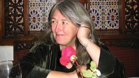 Mary Beard, author of