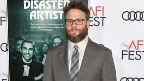 Seth Rogen is set to play veteran