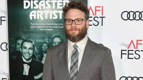Seth Rogen is set to play veteran
