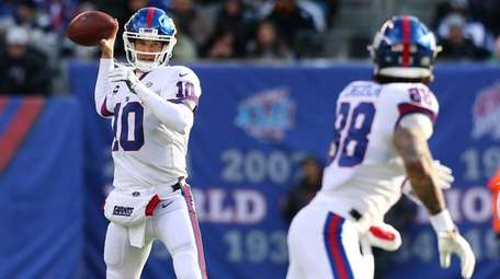 Eli Manning says the offensively challenged Giants have