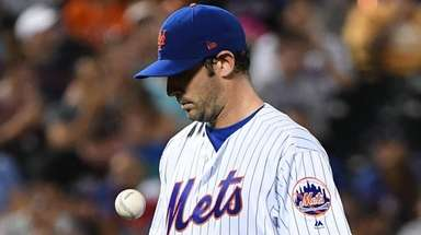 Matt Harvey struggled last season coming back from