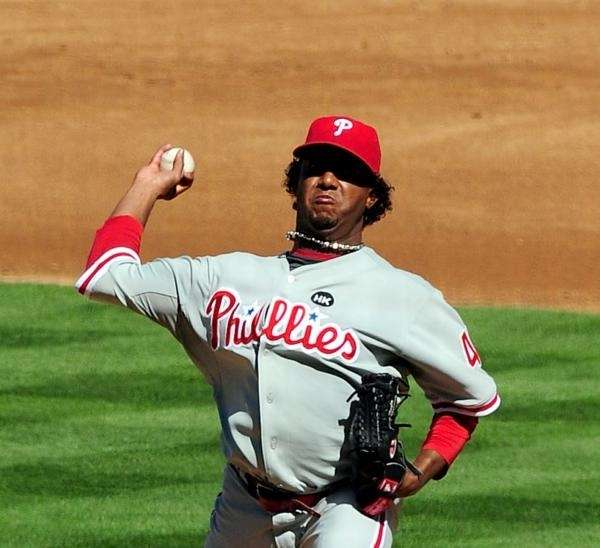 No. 2) PEDRO MARTINEZ Aside from the occasional