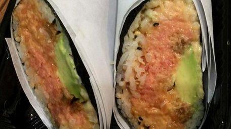 Big Bang Sushi & Poke offers build-your-own sushi