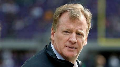 Roger Goodell is expected to retire when his