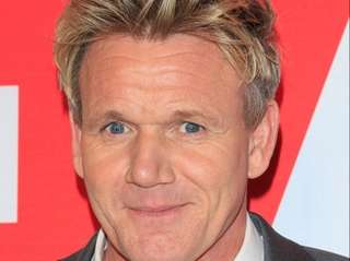 Gordon Ramsay, chef, restaurateur and host of