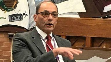 Port Jefferson school Superintendent Paul Casciano discusses the