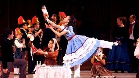 The New York Dance Theatre's