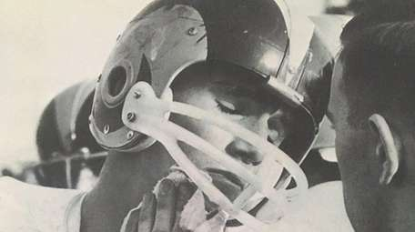Brian Connolly played halfback at Commack High School.