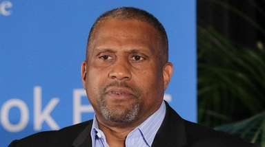 Talk show host Tavis Smiley, pictured in Miami