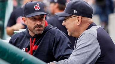 Indians manager Terry Francona is a big fan
