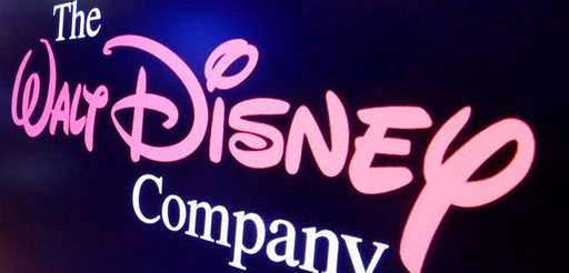 The Walt Disney Co. logo appears on a