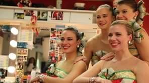 Long Island can claim four hometown dancers in