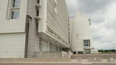 The Alfonse M. D'Amato District Courthouse, located at