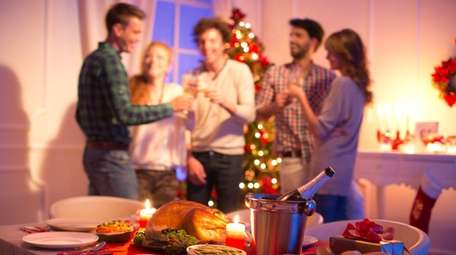Holiday fun doesn't have to include the stress