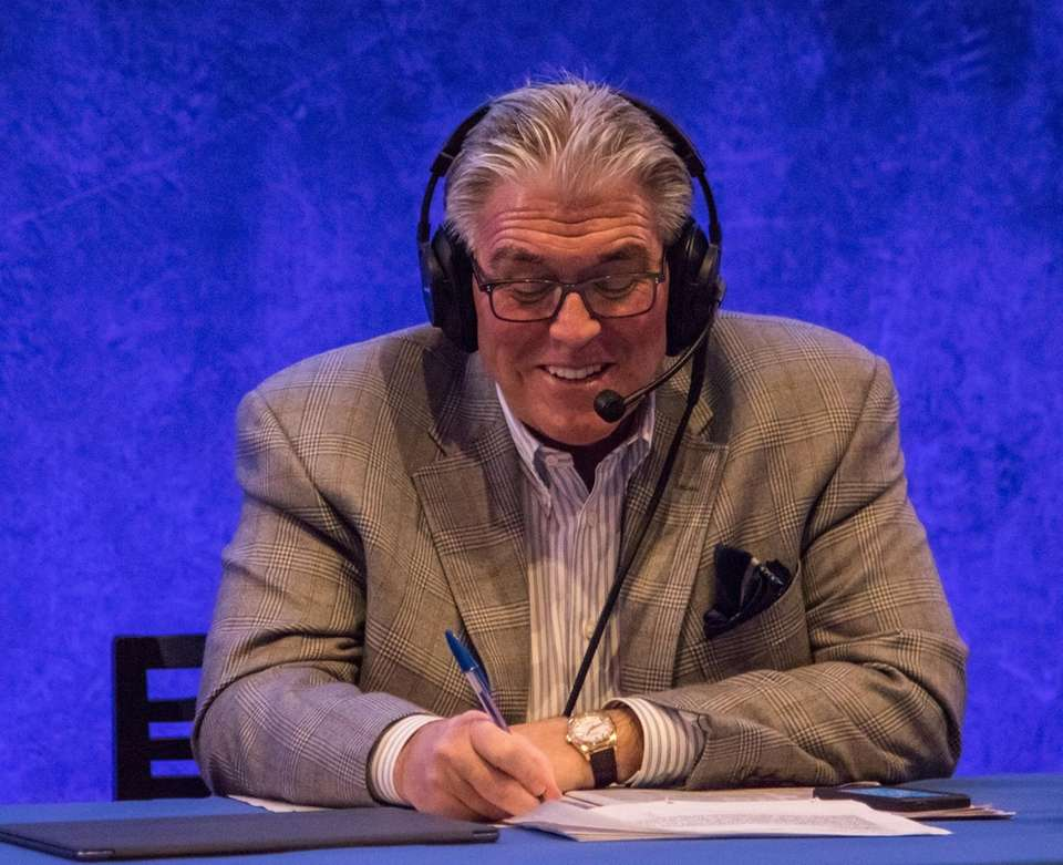 Mike Francesa at the Paley Center for Media